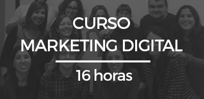 Curso Marketing Digital Barcelona