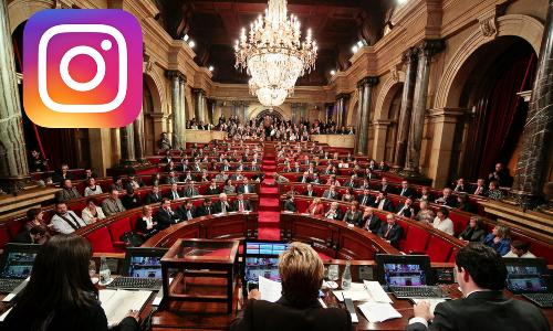 políticos catalanes