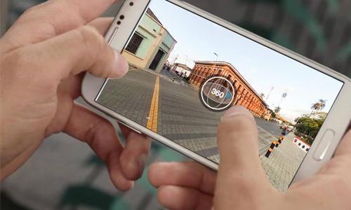 fotografías en 360