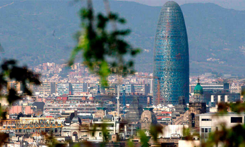 oficinas de Facebook en Barcelona