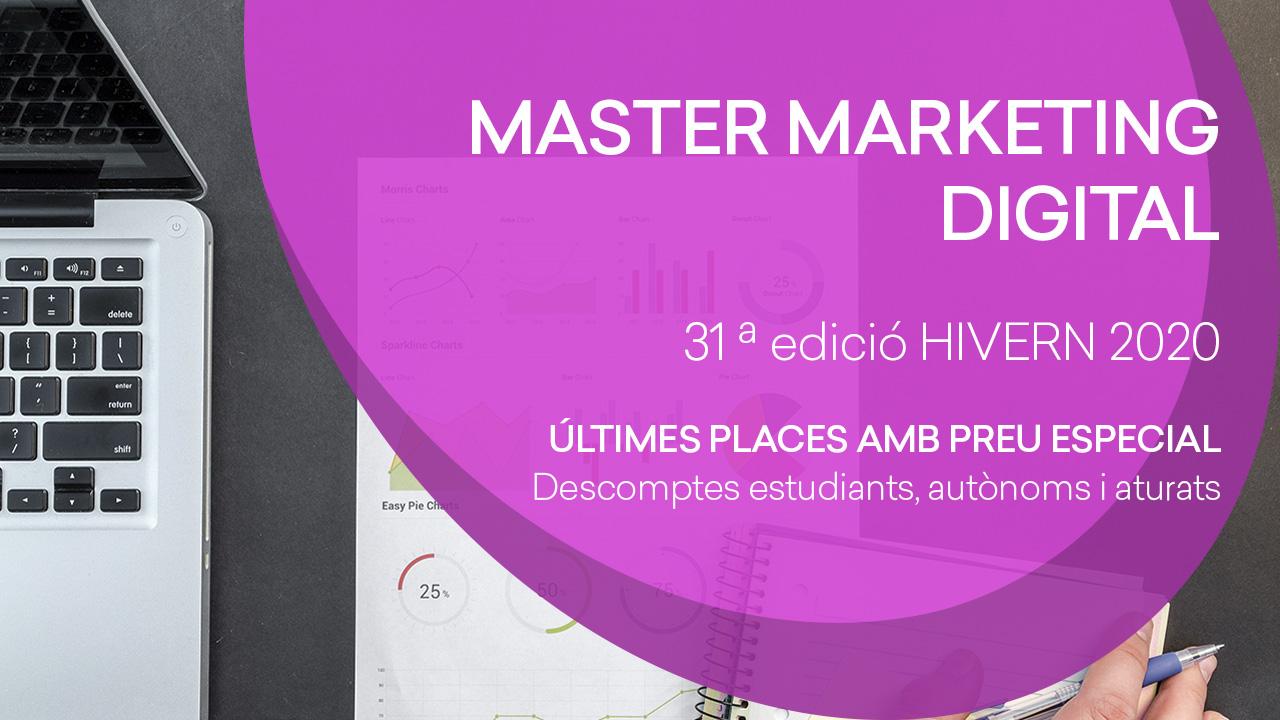 Master Marketing Digital INITEC