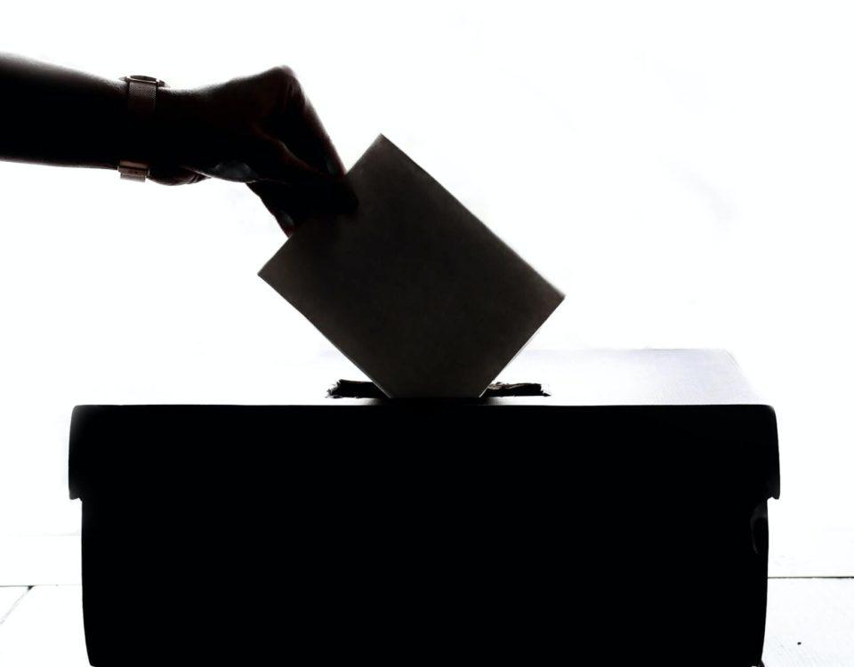 urna vot